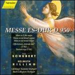 Schubert: Mass in E flat major, D950
