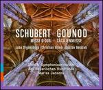 Schubert: Mass in G minor; Gounod: St. Cecilia Mass