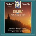 Schubert: Piano Favorites
