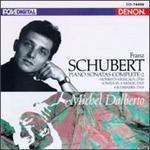 Schubert: Piano Sonata D.537, Moments Musicaux, etc.