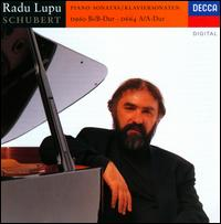 Schubert: Piano Sonatas D. 960; D. 664 - Radu Lupu (piano)