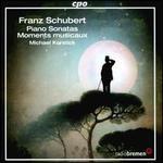 Schubert: Piano Sonatas; Moments musicaux