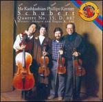 Schubert: Quartet No. 15, D.887; Mozart: Adagio & Fugue K.546