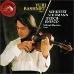 Schubert: Sonata in A; Schumann: Märchenbilder, Adagio & Allegro; Bruch: Kol Nidrei; Enesco: Konzertstücke