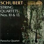 Schubert: String Quartets No.10 and No.13