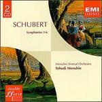 Schubert: Symphonies 1-6