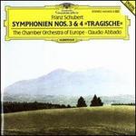 "Schubert: Symphonies Nos. 3 & 4 ""Tragic"""