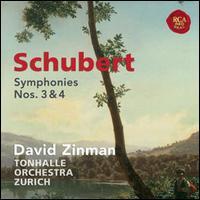 Schubert: Symphonies Nos. 3 & 4 -