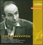 Schubert: Symphony No. 3; De Falla: El Sombrero de Tres Picos; Roussel: Bacchus et Ariane
