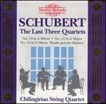 Schubert: The Last Three Quartets