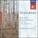 Schubert: The Late Piano Sonatas, D. 958-960
