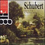 Schubert: Trout Quintet / Rosamunde Quartet