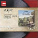 """Schubert: """"Trout"""" Quintet; """"Wanderer"""" Fantasy"""