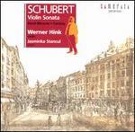 Schubert: Violin Sonata