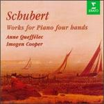Schubert: Works for Piano four hands