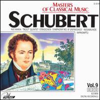 Schubert - Budapest Strings; Colorado String Quartet; Danielle Dechenne (piano); Jenö Jandó (piano)