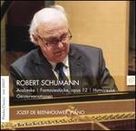 Schumann: Arabeske; Fantasiestücke, Op. 12; Humoreske; Geistervariationen