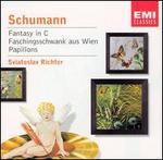 Schumann: Fantasie, Op. 17; Faschingschwank aus Wien, Op. 26; Papillons, Op. 2