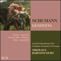 Schumann: Genoveva - Deon Van der Walt (tenor); Hiroyuki Ijichi (bass); Josef Krenmair (baritone); Marjana Lipovsek (mezzo-soprano);...