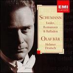 Schumann: Lieder, Romanzen & Balladen