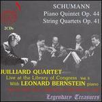 Schumann: Piano Quintet, Op. 44; String Quartets, Op. 41