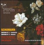 Schumann: Sinfonia No. 1 'Primavera' & No. 2 'Renana'
