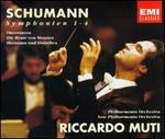 Schumann: Symphonies Nos. 1-4; Overtures