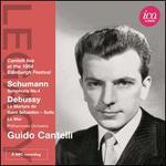 Schumann: Symphony No. 4; Debussy: Le Martyre de Saint Sebastian Suite; La Mer