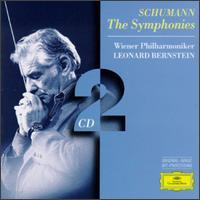 Schumann: The 4 Symphonies - Wiener Philharmoniker; Leonard Bernstein (conductor)