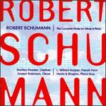 Schumann: The Complete Works for Winds and Piano