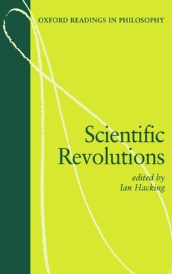 Scientific Revolutions - Hacking, Ian (Editor)