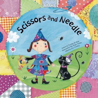 Scissors and Needle - Kim, Yeong-Ah