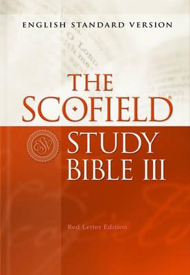 Scofield Study Bible III-ESV - Oxford University Press (Creator)