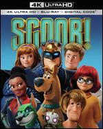 Scoob! [Includes Digital Copy] [4K Ultra HD Blu-ray/Blu-ray] - Tony Cervone