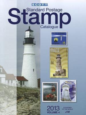 Scott 2013 Standard Postage Stamp Catalogue Volume 4 J-M - Snee, Charles (Editor)