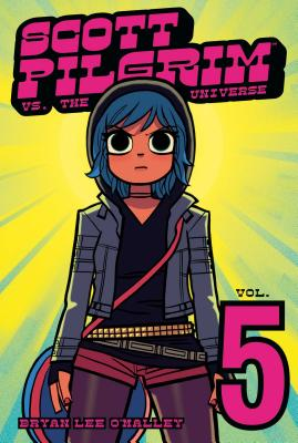 Scott Pilgrim: Scott Pilgrim vs the Universe v. 5 - O'Malley, Bryan Lee (Artist)