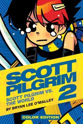 Scott Pilgrim Vol. 2: Scott Pilgrim vs. the World - O'Malley, Bryan Lee