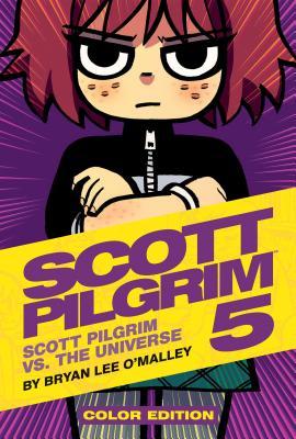 Scott Pilgrim Vol. 5, Volume 5: Scott Pilgrim vs. the Universe - O'Malley, Bryan Lee