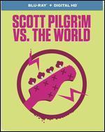 Scott Pilgrim vs. the World [Includes Digital Copy] [UltraViolet] [SteelBook] [Blu-ray]