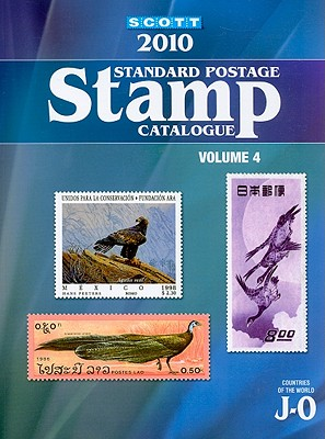 Scott Standard Postage Stamp Catalogue, Volume 4: Countries of the World J-O - Kloetzel, James E (Editor)