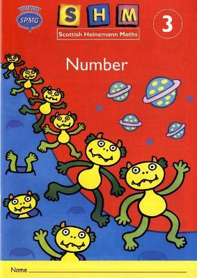 Scottish Heinemann Maths 3: Activity Book Easy Order Pack -