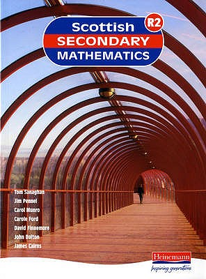 Scottish Secondary Maths Red 2 Student Book - Scottish Secondary Mathematics Group