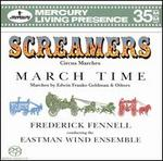 Screamers - Eastman Wind Ensemble; Frederick Fennell (conductor)
