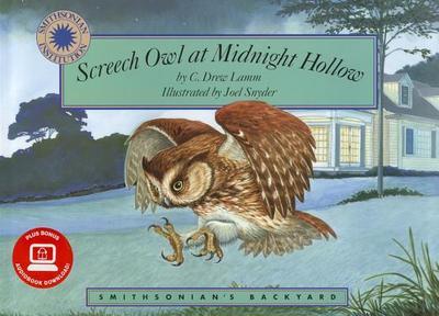 Screech Owl at Midnight Hollow - Lamm, C Drew