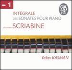Scriabine: Intégrale des Sonates pour Piano
