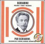 Scriabine par Scriabine
