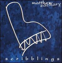 Scribblings - Matthew Zachary