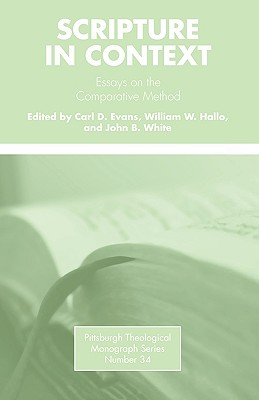 Scripture in context essays on the comparative method