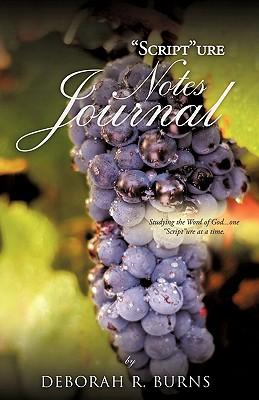 Scripture Notes Journal - Burns, Deborah R