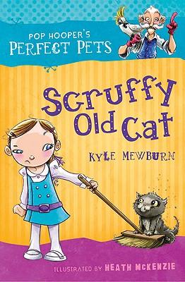 Scruffy Old Cat - Mewburn, Kyle